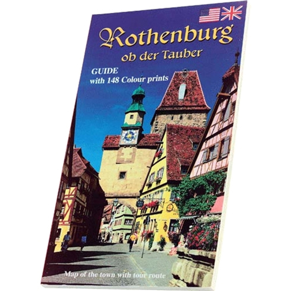Rothenburg ob der Tauber Travel Guide Book
