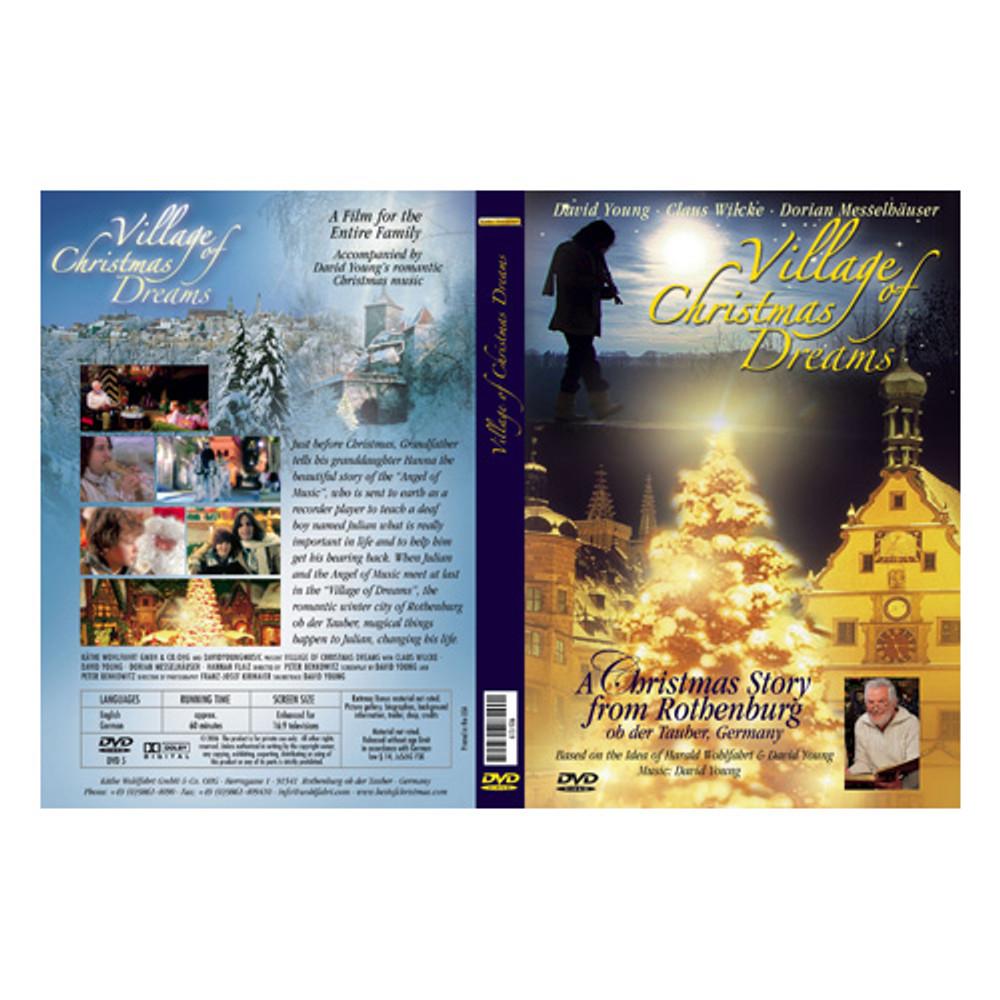 Village of Christmas Dreams, DVD