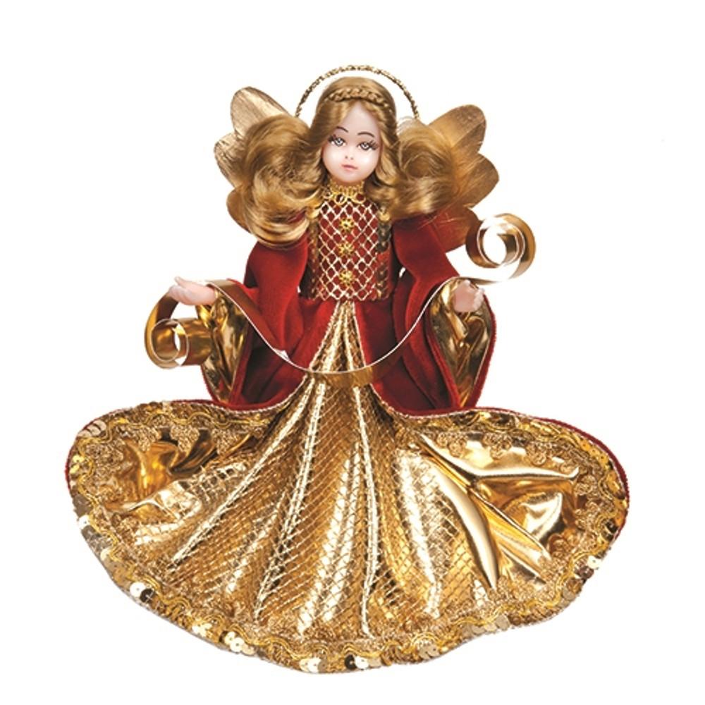 Red Velvet Choir Angel