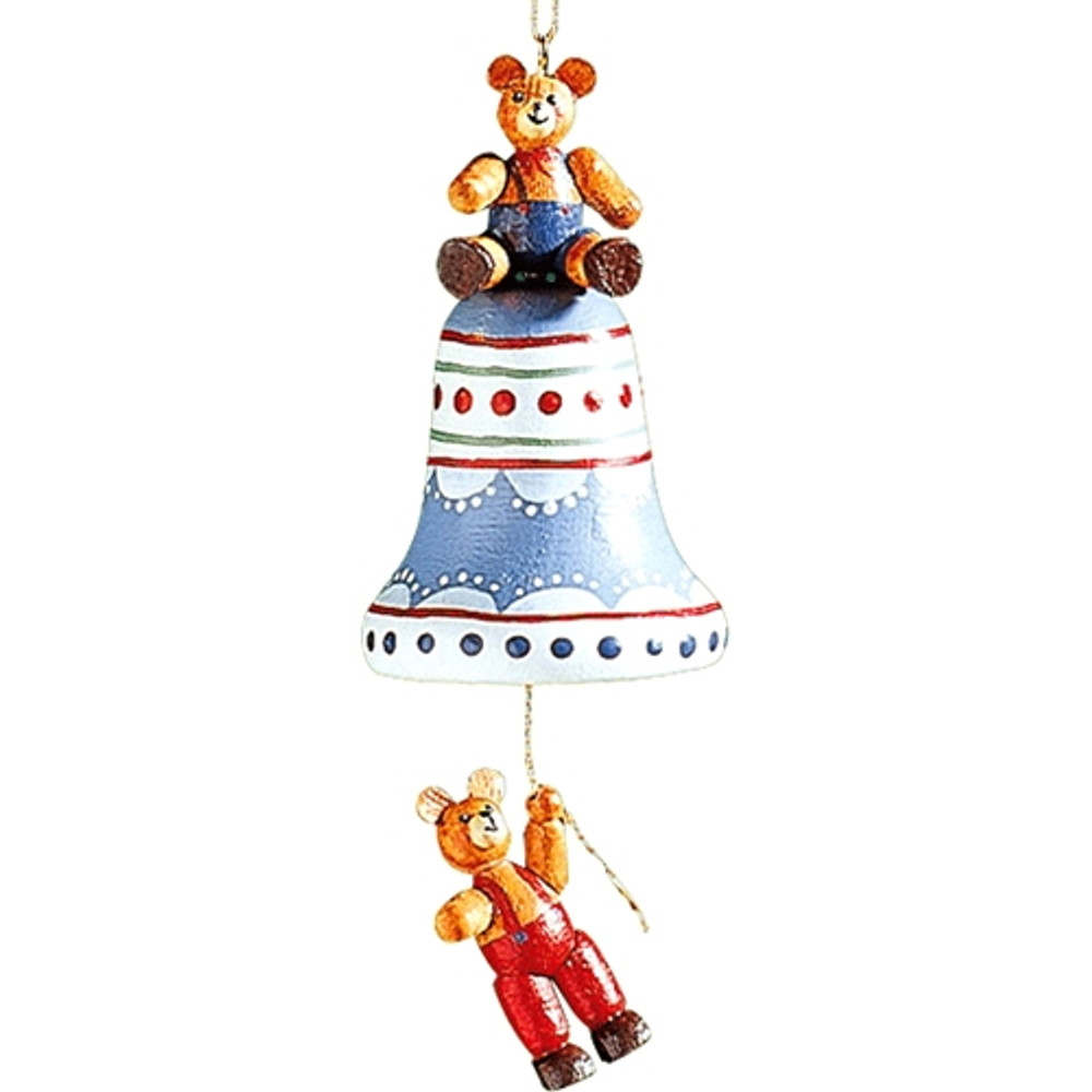 Bell with Bears