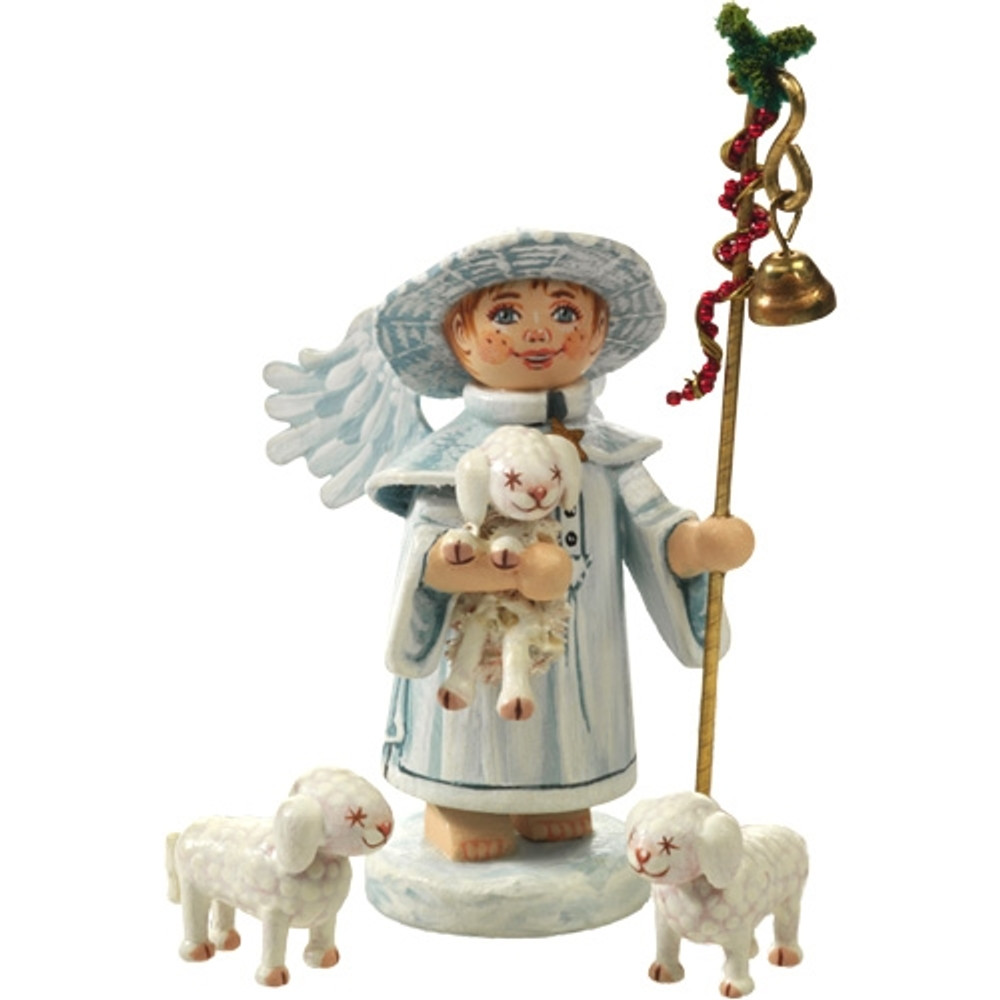 Heavenly Shepard with Sheep