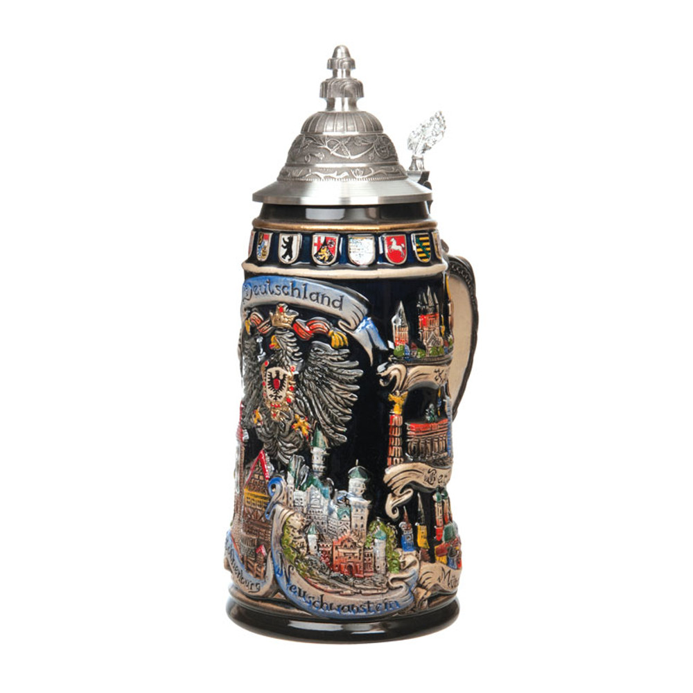 Germany Black Stein