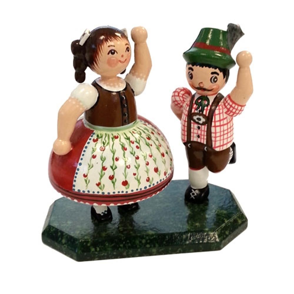 Dancing Bavarians