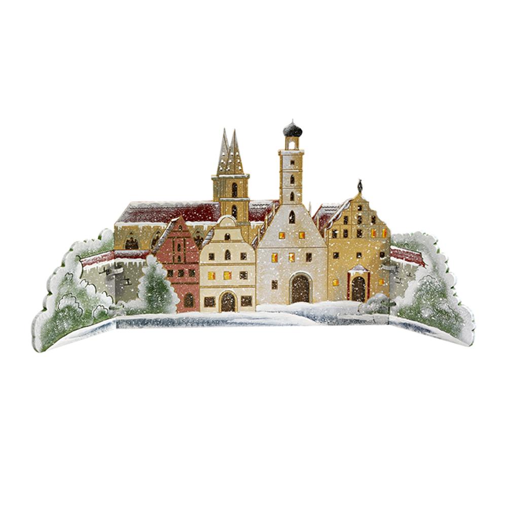 Rothenburg Panorama