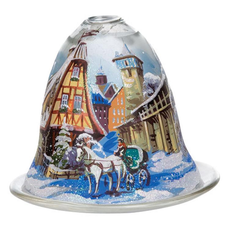 Rothenburg's Old Forge Tealight Candleholder