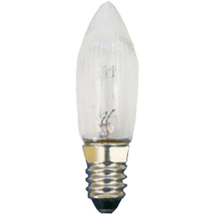 Replacement Light Bulb 12V 3W - 3 Pack