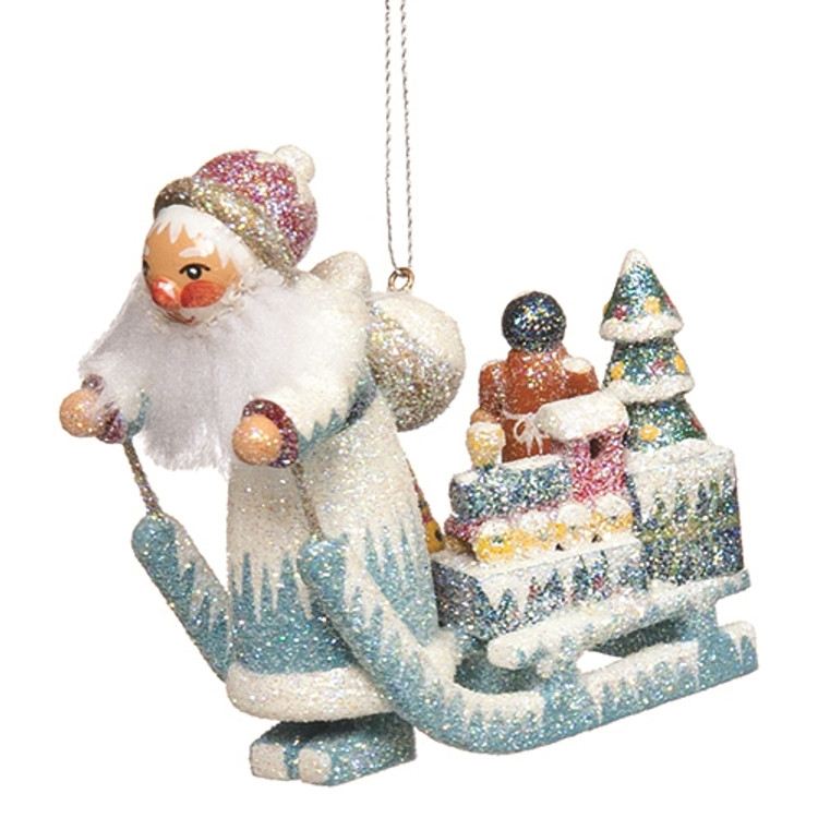 Frosty Santa's Sleigh