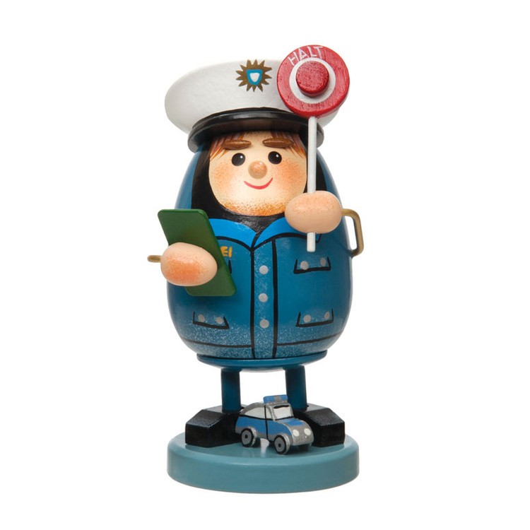Traffic Cop Incense Smoker