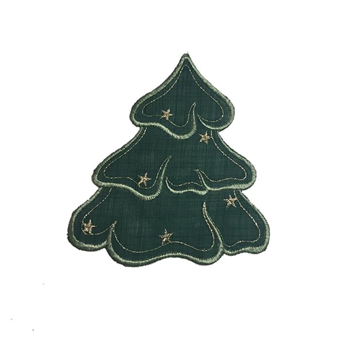"Green Trees - 5-1/2"" x 5-3/4"""