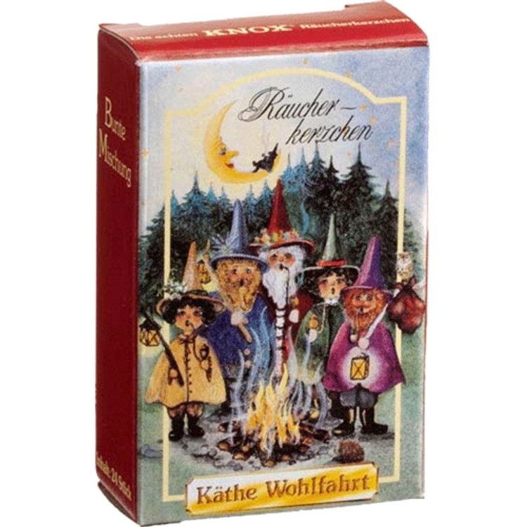 Assorted Incense, Small