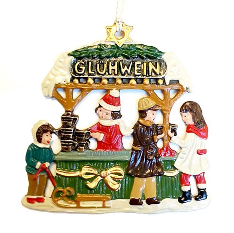Gluhwein Booth