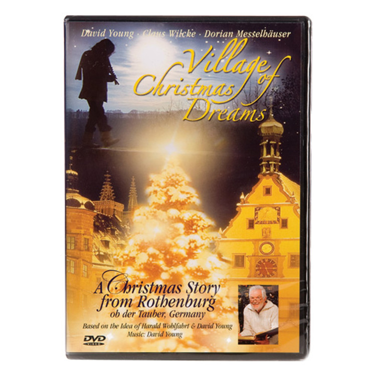 Village of Christmas Dreams, DVD