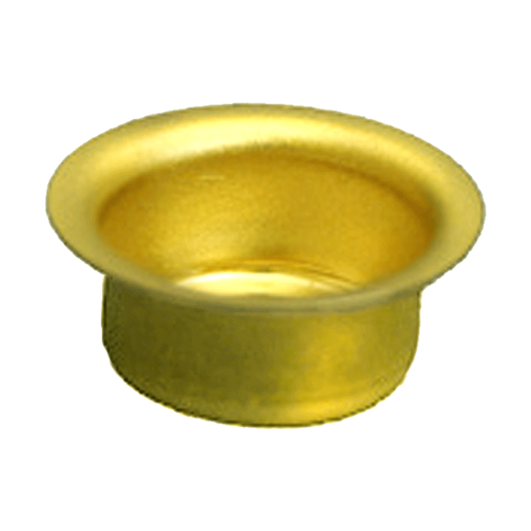Replacement Brass Candleholder Cup 172