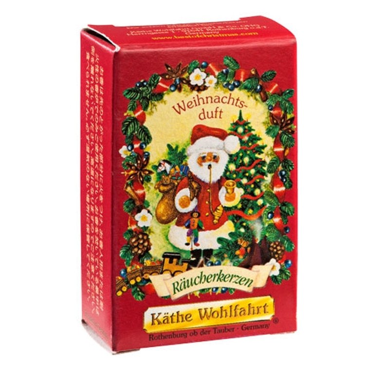 Christmas Incense, Small