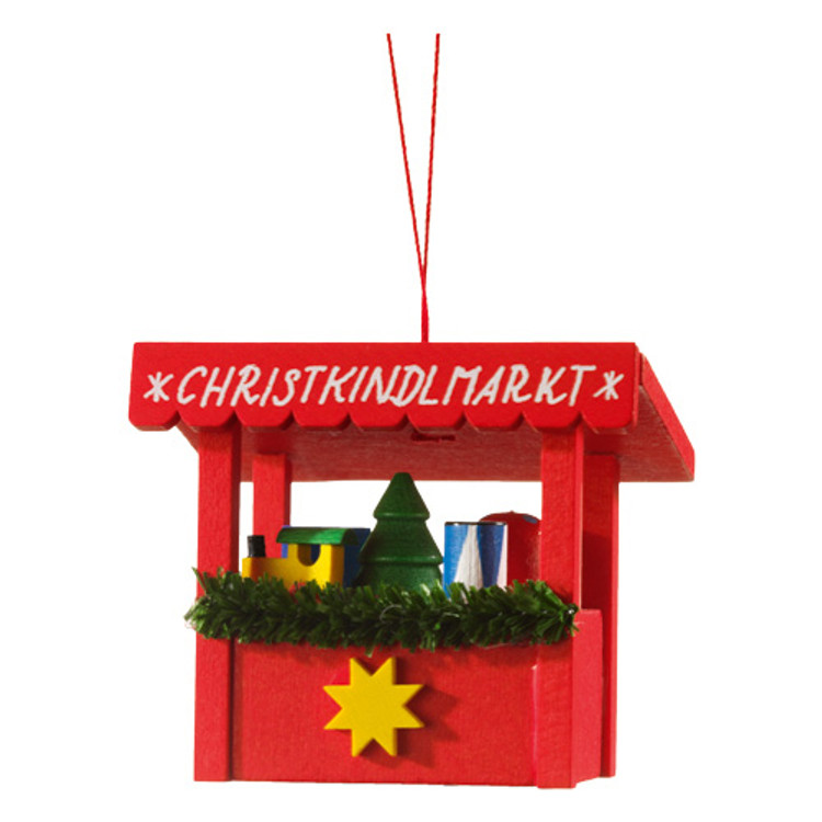 Christmas Market Toys