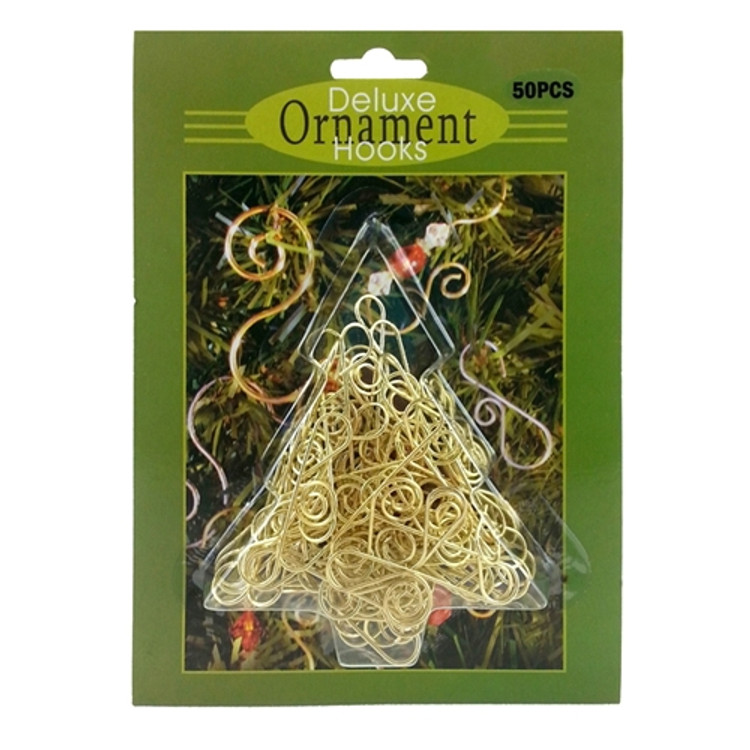 Gold Ornament Hooks