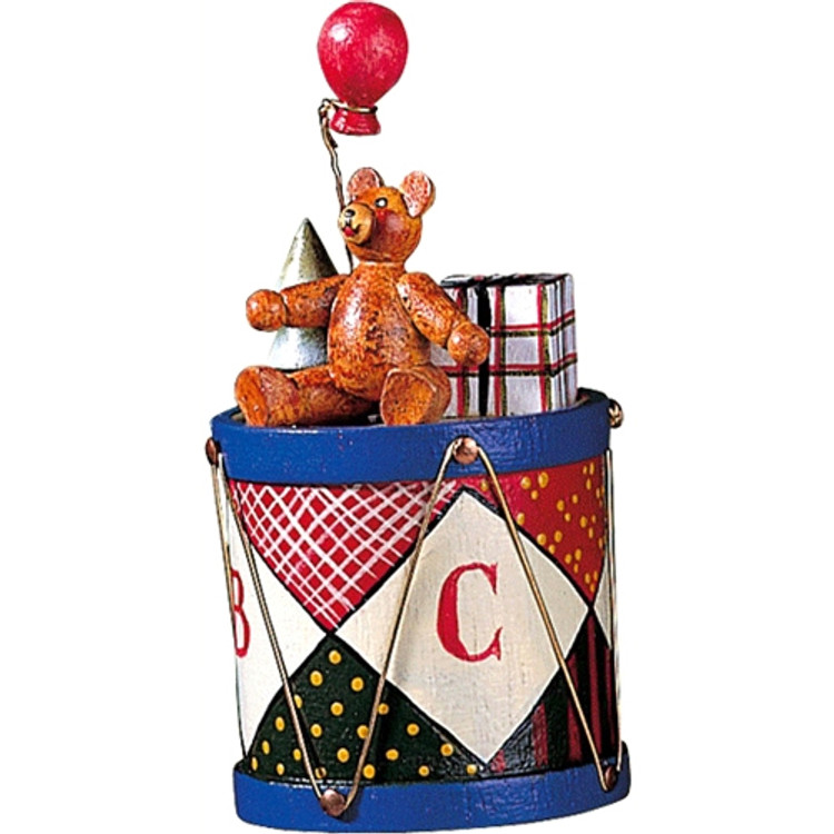 Drum with Toys
