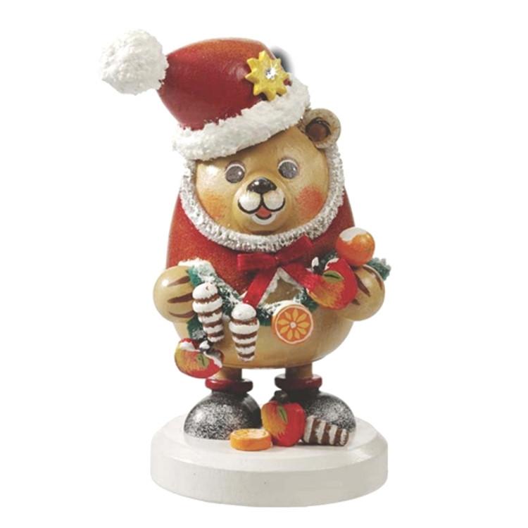 2013 Christmas Teddy with Swarovski Crystal