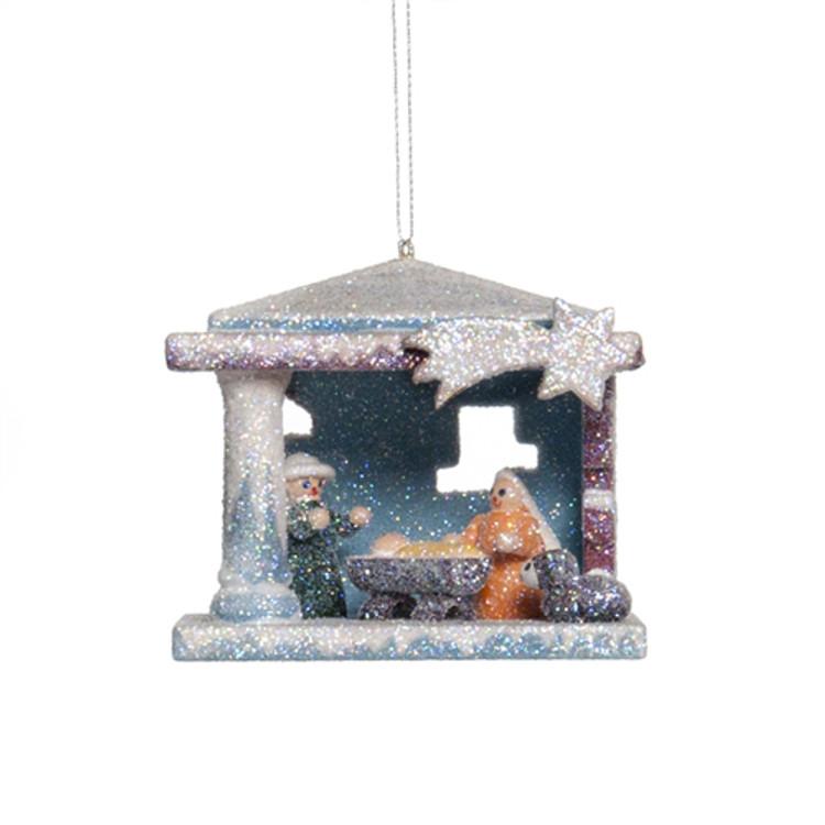 Winter Nativity