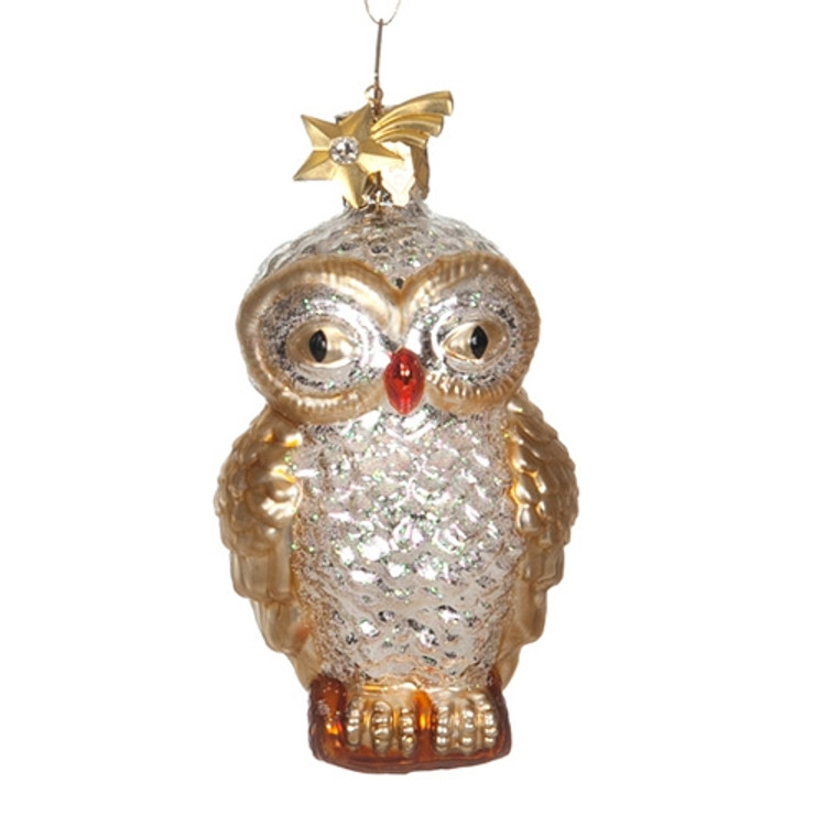 Gold Owl