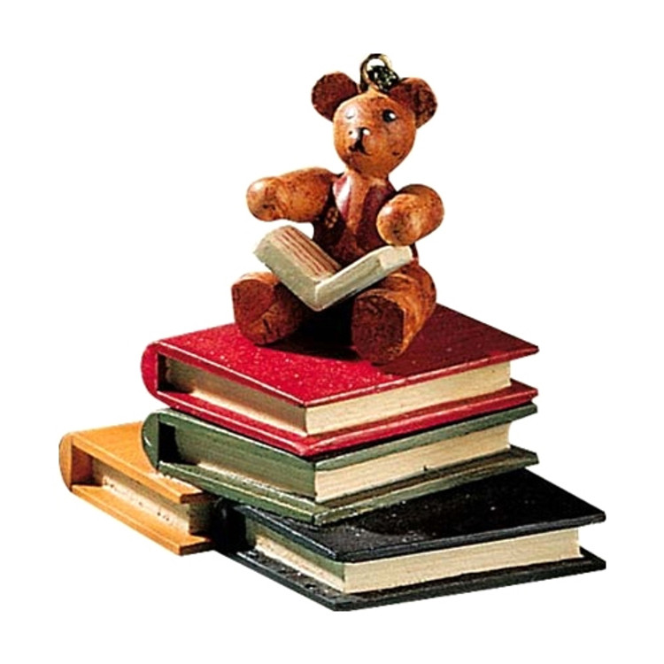 Teddy on Books