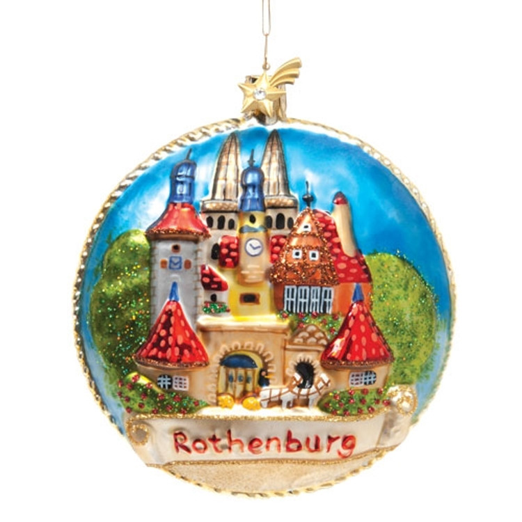 Rothenburg Medallion