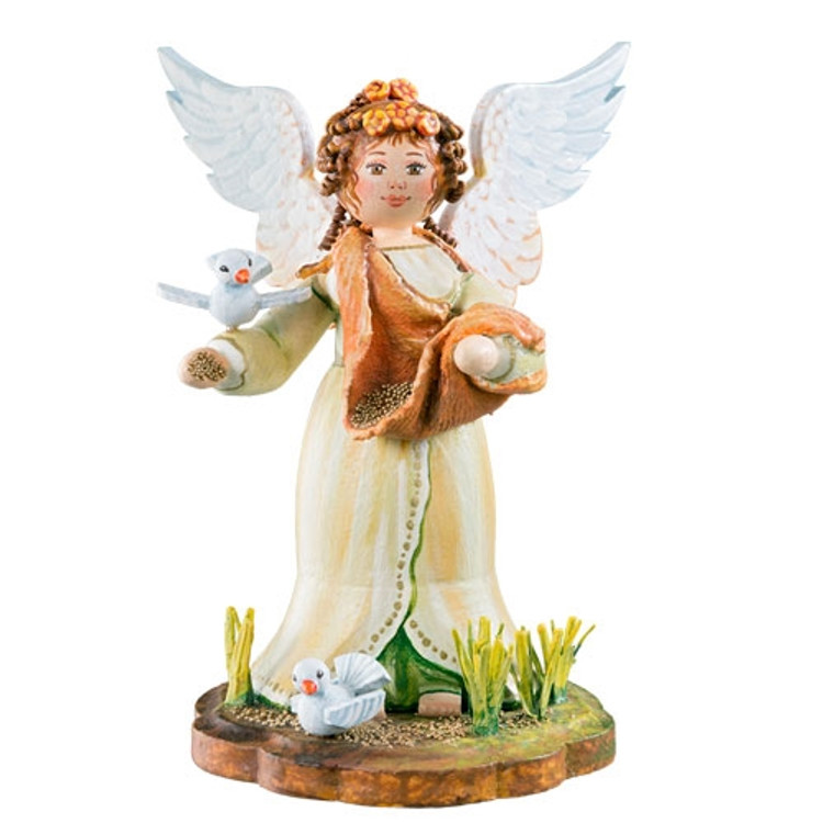 2017 Annual Angel Golden Seeds for Peace on Earth