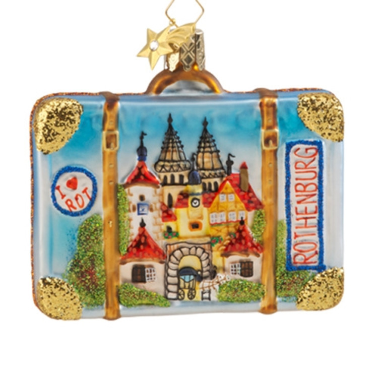Rothenburg Suitcase
