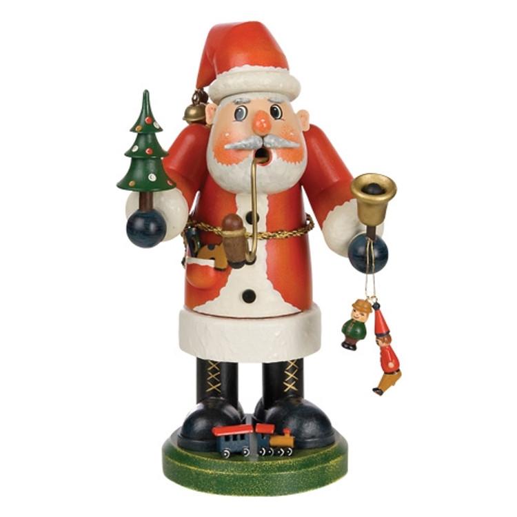 Bell Ringing Santa
