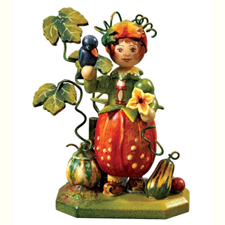 Pumpkin Girl Annual Flower Child 2015
