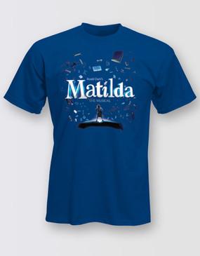Matilda Full Graphic Tee Unisex