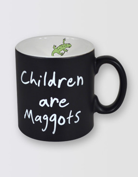 Matilda Children are Maggots Mug