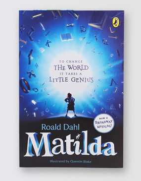 Matilda Paperback Novel