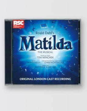 Matilda Original London Cast Recording