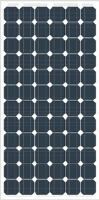 Perlight PLM-24 155 Watt Solar Panel Module image
