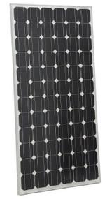 Senersun SSM72-A 185 Watt Solar Panel Module image