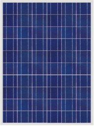 SMS Solar 210P-72 210 Watt Solar Panel Module image