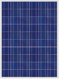 SMS Solar 260P-72 260 Watt Solar Panel Module image