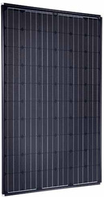 SolarWorld Sunmodule Plus 250 mono black 250 Watt Solar Panel Module