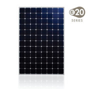 SunPower SPR-245NE-WHT-D 245 Watt Solar Panel Module image