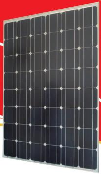 Sunrise SR-M648 200 Watt Solar Panel Module image