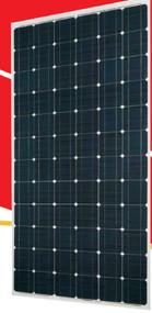 Sunrise SR-M672 280 Watt Solar Panel Module image
