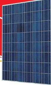 Sunrise SR-P648 200 Watt Solar Panel Module image