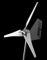 Ampair 600-230V 600W Wind Turbine