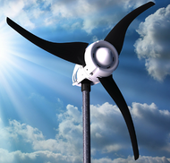 Leading Edge LE-600 600 Watt 48V Wind Turbine