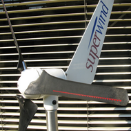Superwind 350W Wind Turbine