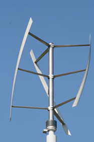 Turby B.V. 2.5kW Wind Turbine
