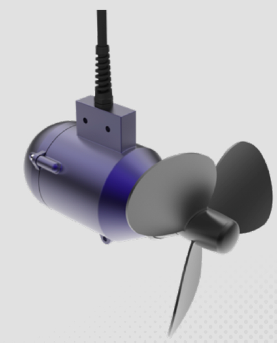 Seamap Ampair UW100 12V Underwater Micro Hydro Turbine