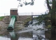 Spaans Babcock Screw Generator Hydro Turbine Image