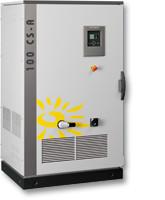 Diehl Controls Platinum 100 CS-A208 100kW Power Inverter Image